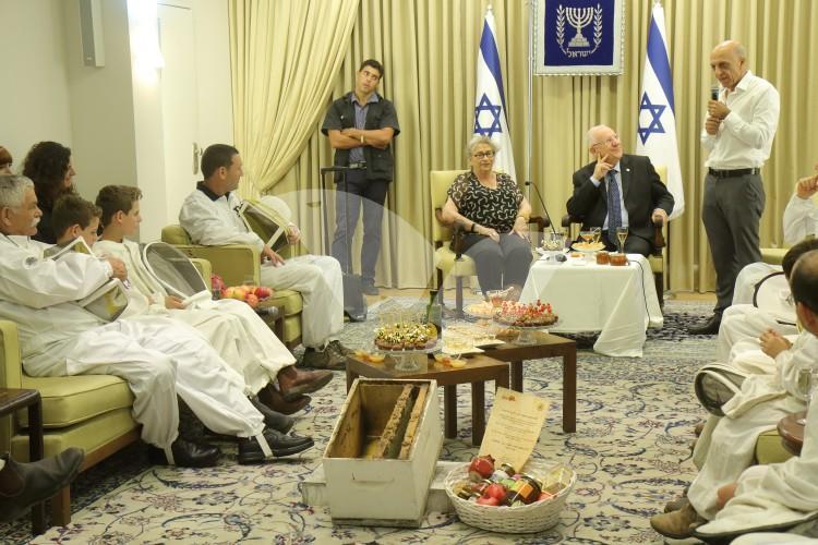 Rosh Ha'Shana Reception in the Presidential Residence