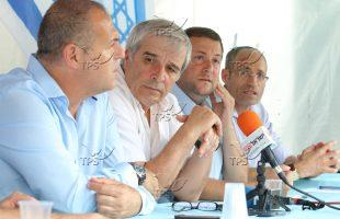 Yesha Council Press Conference