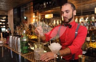 Gatsby Bartender Tai Kovler