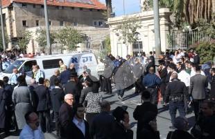 Stabbing Attack at Mahane Yehuda Market in Jerusalem 23.11.15