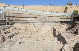 Givati Excavation Reveals Location of Acra Fortress 3.11.15