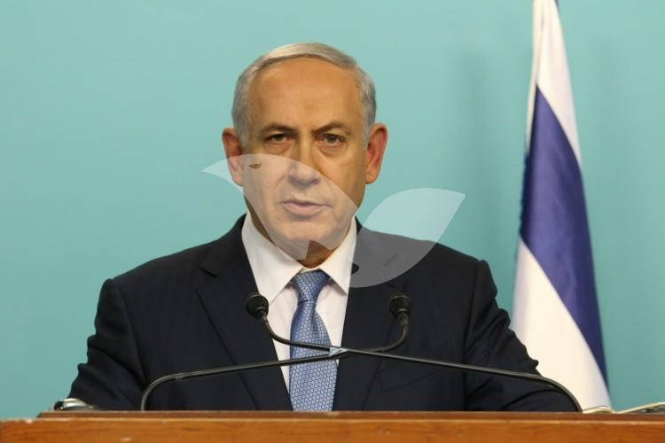 Prime Minister Benjamin Netanyahu 7.12.15