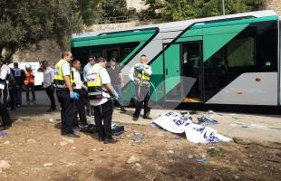 Shooting and Stabbing Attack in Armon Hanatziv 13.10.15