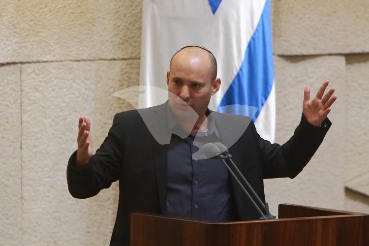 Minister Naftali Bennett