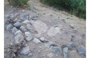 Excavations revealed buildings of a Natufian village