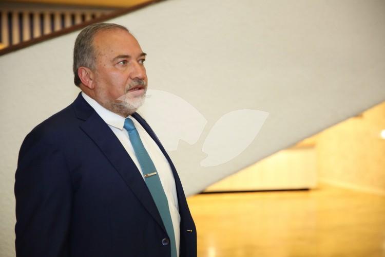 Defense Minister Avigdor Lieberman, Yisrael Beytenu Chairman