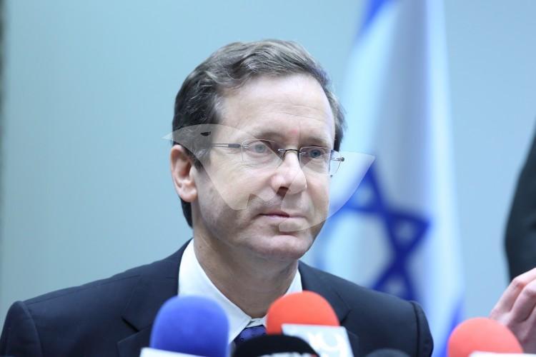 MK Isaac Herzog