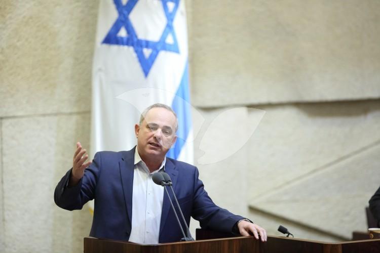 MK Yuval Shteinitz