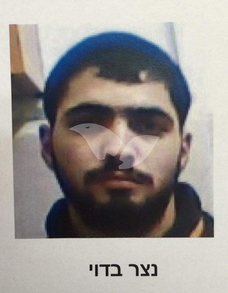 Naser Badawi Arrested for Committing Shooting Attacks in Hebron 29.2.16