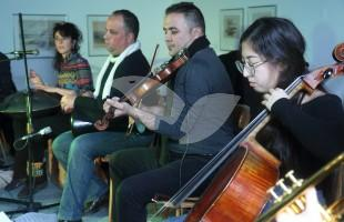 """""""Simply Sing"""" – Multicultural Jewish-Arab Music Performance 28.1.16"""