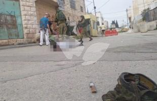 Stabbing Attack in Hebron, 24.3.2016