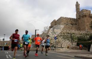 Jerusalem Marathon 2016