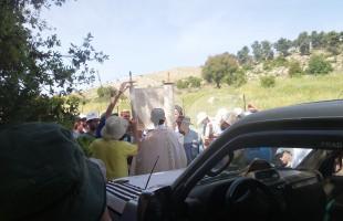 Tour In the Gush Region Commemorating Terror Victim