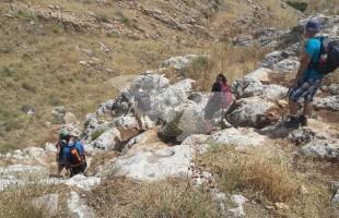 Israeli Holiday Hikers