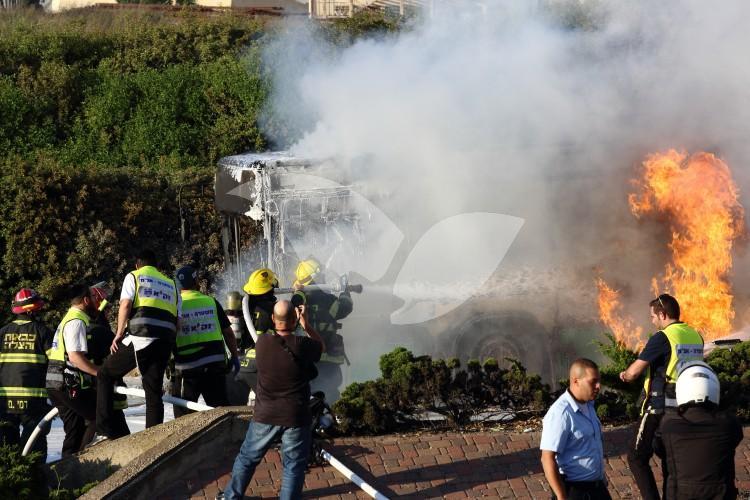 Jerusalem Bus Explosion