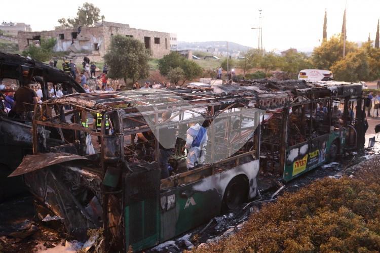 Bus explosion in Jerusalem