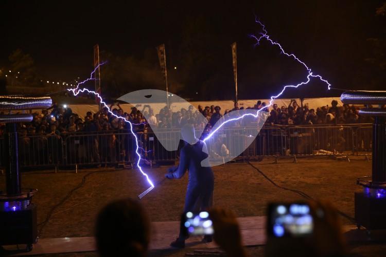 Geek Picnic Festival in Jerusalem