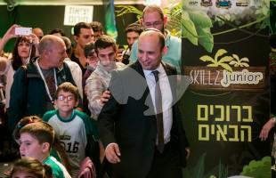 Cyber Championship for Israeli Schoolkids, 12.4.16