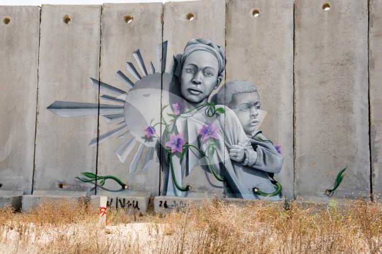 The Gaza Border Fence
