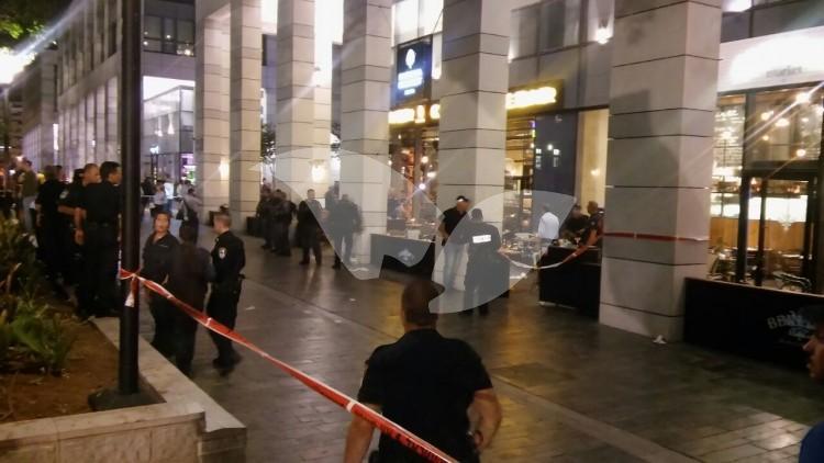 Tel Aviv Shooting Attack 8.6.16