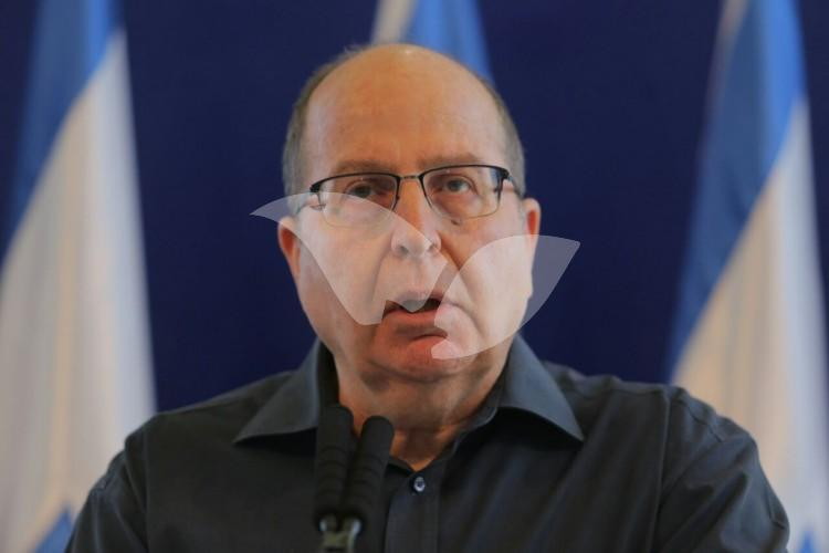 Moshe Ya'alon Announces He Is Quitting Politics at Speech in Tel Aviv, 20.5.16