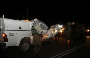 Terrorist Fires On Two Israeli Vehicles 07 06 2016