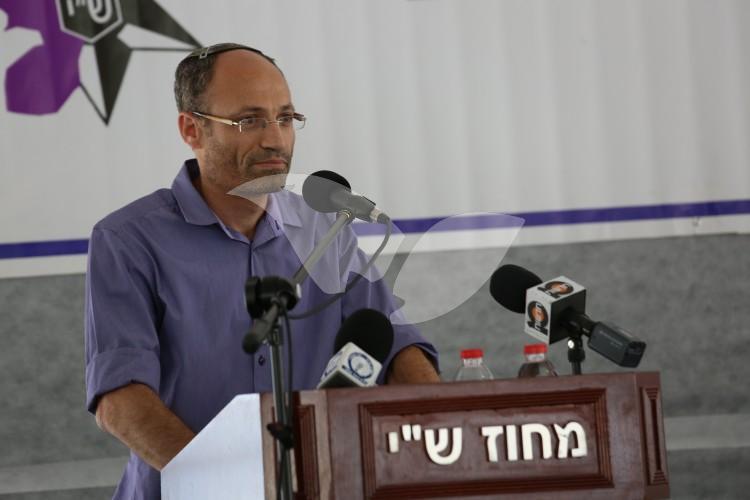 Head of the Gush Etzion Regional Council Davidi Perl, 16.5.16