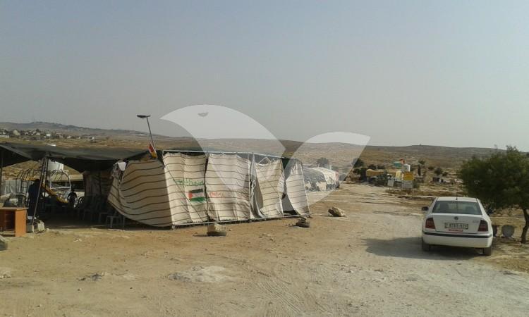 Susya Illegal Construction