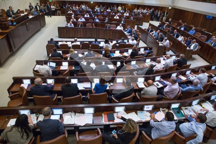 NGO Transparency Bill Debate 11.07.2016