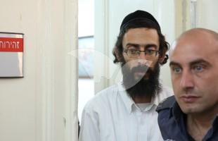 Michael Schlissel in the Jerusalem District Court