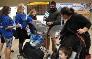 French Jews Make Aliyah, Nov 2015