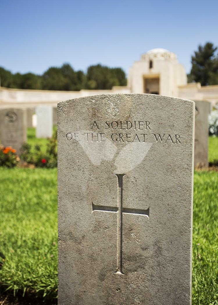 Jerusalem British WWI Cemetery