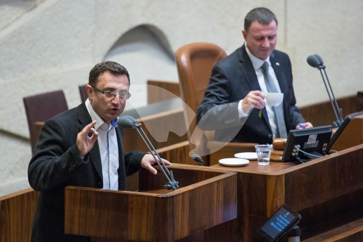 MK Robert Ilatov at NGO Transparency Bill Debate 11.07.2016