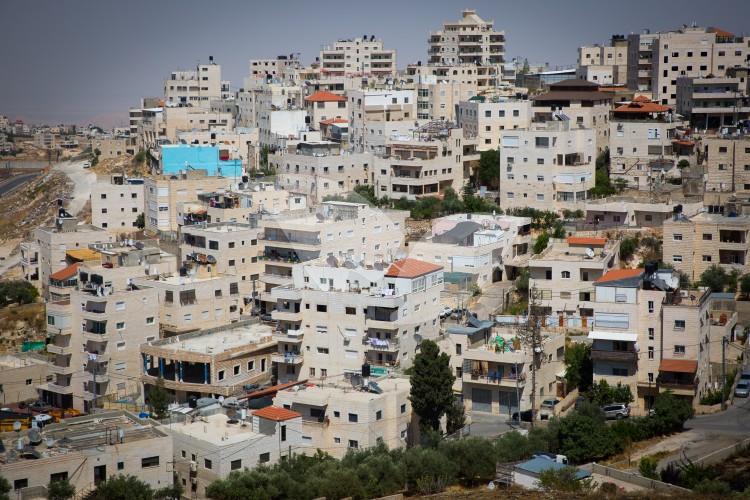 The Jerusalem Neighborhood of Isawiya