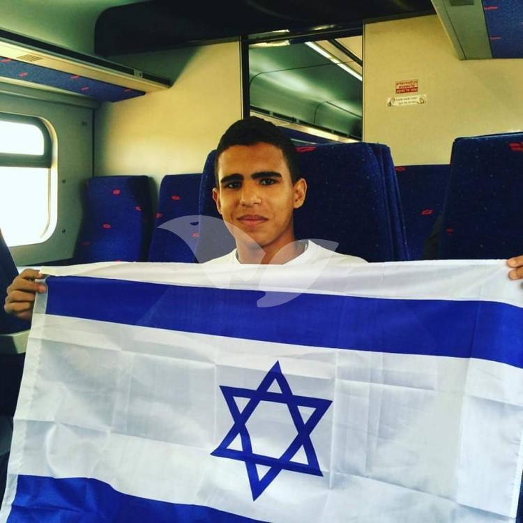 Mahdi Satri, an Israeli-Arab Zionist