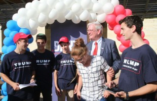 Republicans Overseas Israel Launches Trump Presidential Campaign in Israel