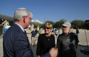 Republicans Overseas Israel Chairman Marc Zell