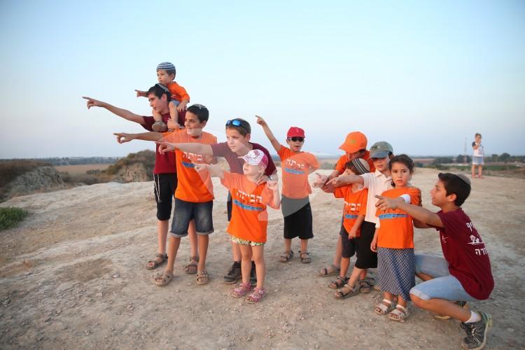 Ceremony Marking 11 Years to Gaza Disengagment