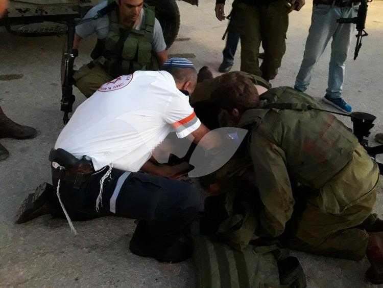 Stabbing Attack in Efrat