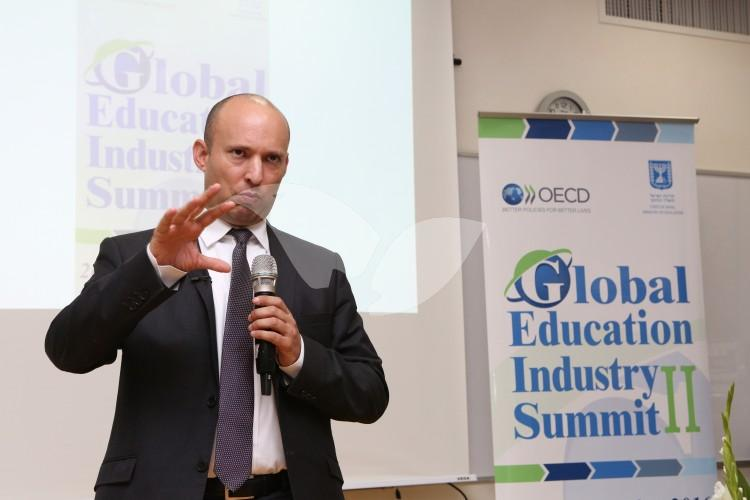 Jerusalem Summit Featuring Education Ministers of OECD Countries 25.9.16