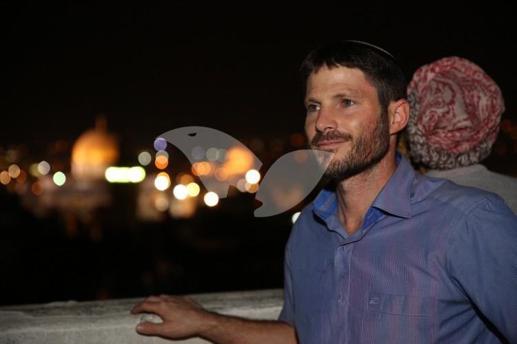 Knesset's National Union Faction Tours Jerusalem's Old City