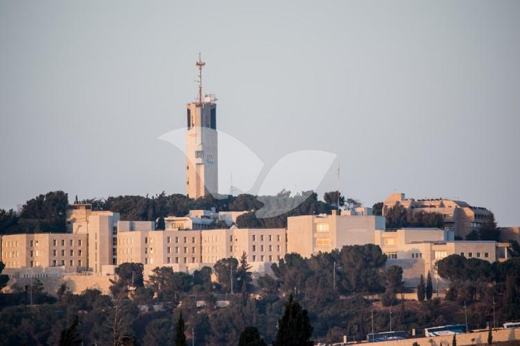 The Hebrew University on Mount Scopus