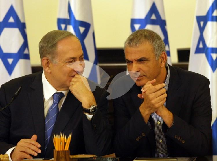 Special Cabinet Meeting in Haifa Following the Wave of Fires