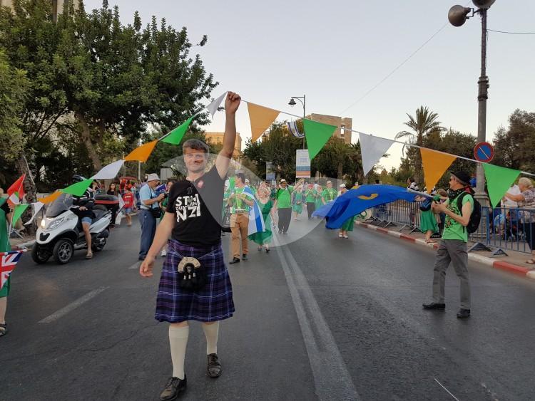 Annual Jerusalem March of 2016