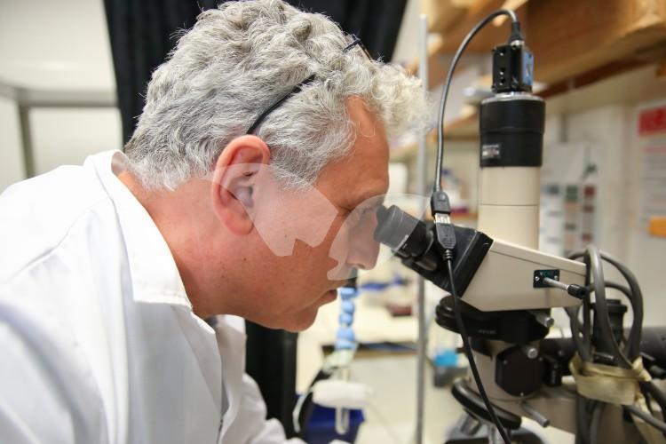 Hebrew University Prof. Ido Braslavsky