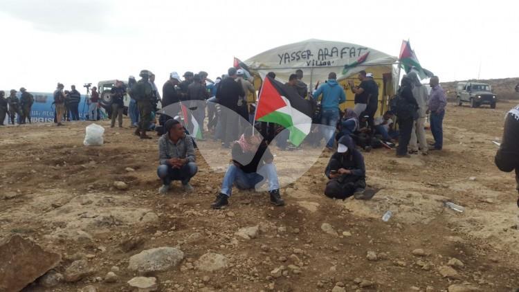 "Palestinians ""Outpost"" in Jordan Valley"