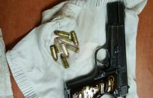 Weapons and Incitement Materials Seized in Hebron by Israel Police