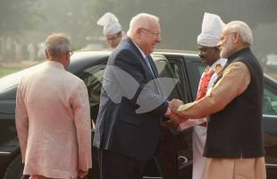 President Rivlin's Official Visit in India