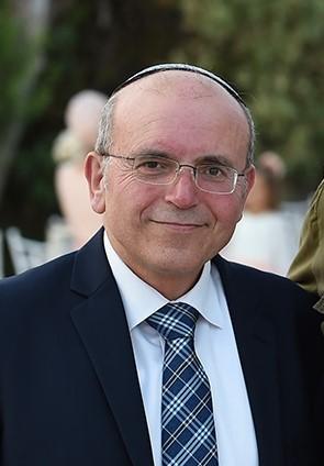 National Security Advisor Meir Ben-Shabat