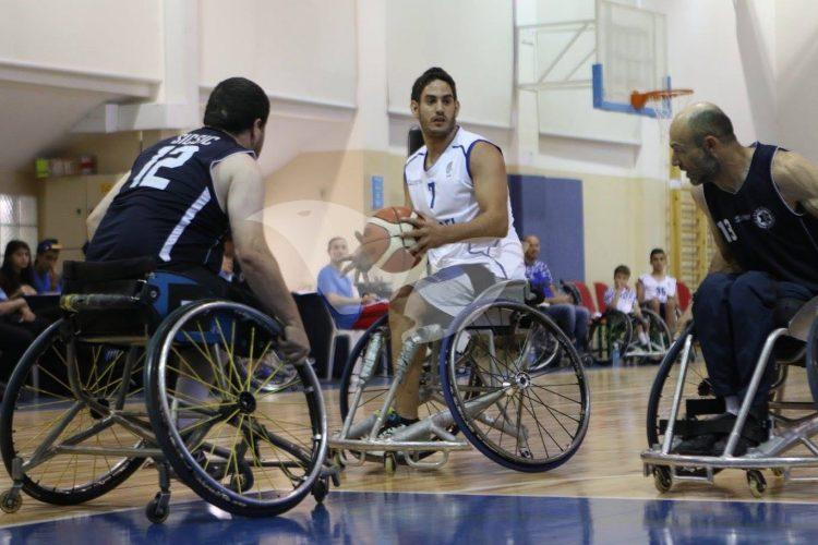 Wheelchair Basketball Star Asael Shabo